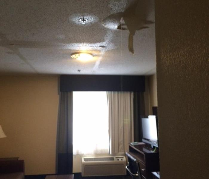 Commercial Motel Water Damage