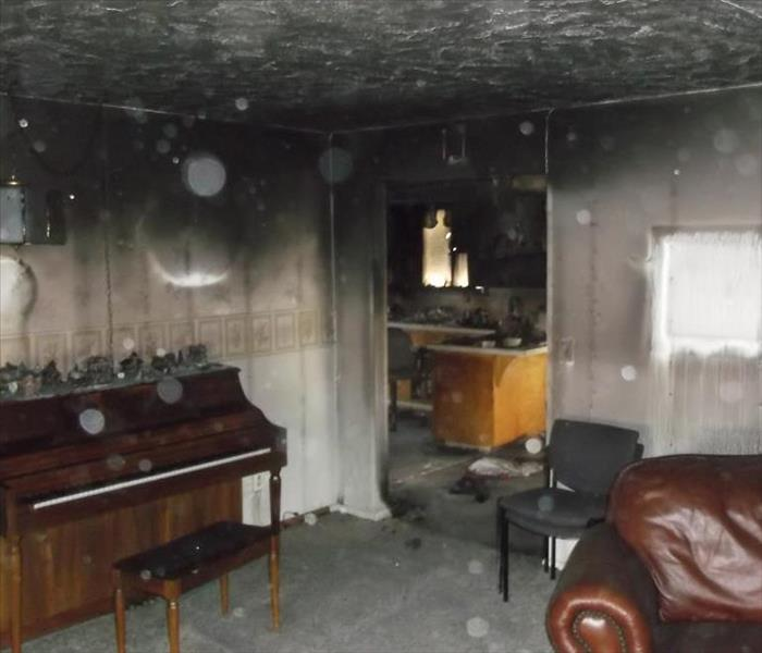 Fire And Smoke Damage Structural And Content Cleaning