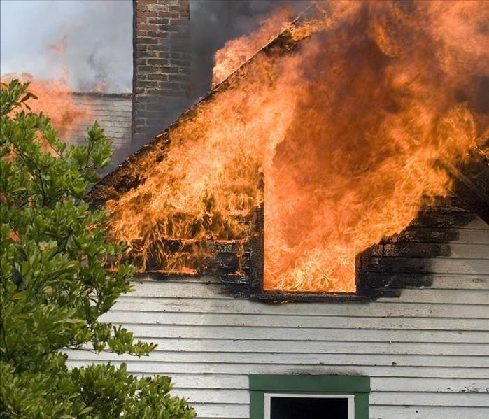 Fire Damage Chimney Fires and Your Rexburg Home